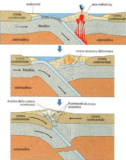 Lorogenesi E Le Placche Testo Da Completare Laceprof Materiali