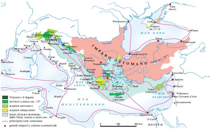 stato da mar veneziano