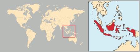 Cartina Indonesia Dettagliata.Indonesia In Atlante Geopolitico