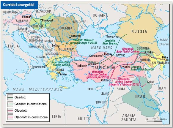 Cartina Italia Grecia Turchia.Turchia In Atlante Geopolitico
