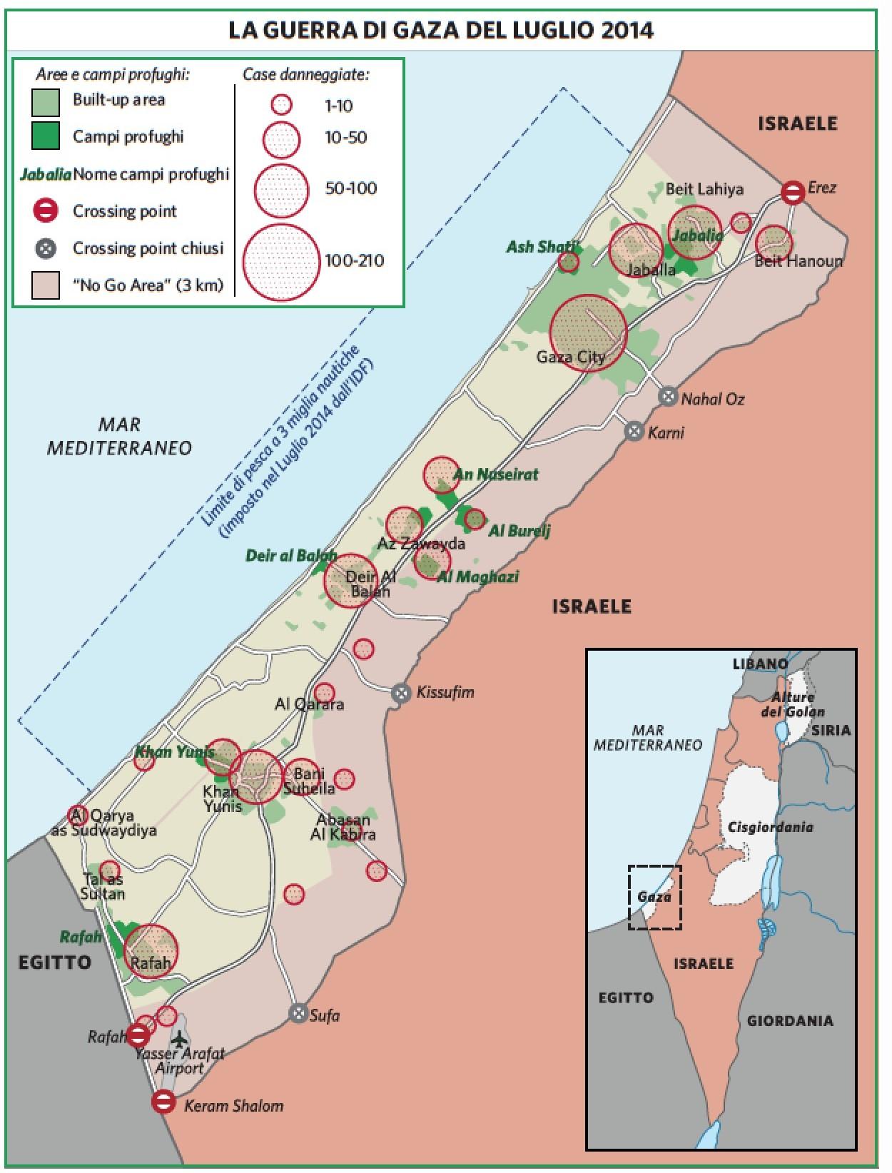 Cartina Muta Della Palestina.Palestina In Atlante Geopolitico