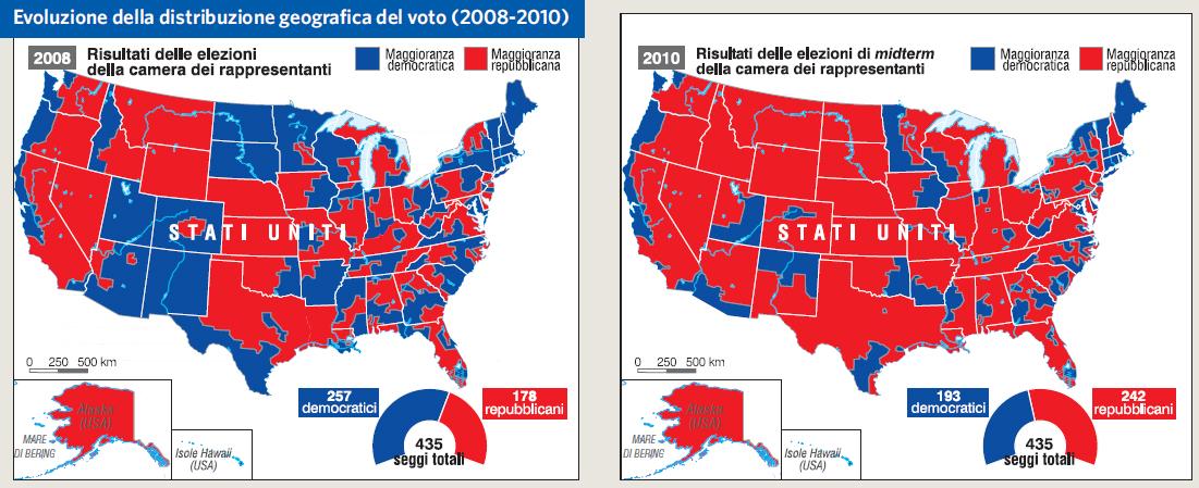 Cartina Fisico Politica Degli Stati Uniti.Stati Uniti D America In Atlante Geopolitico