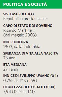 Panamá è una Repubblica presidenziale in cui le funzioni legislative sono  affidate a un governo bf10975be45b