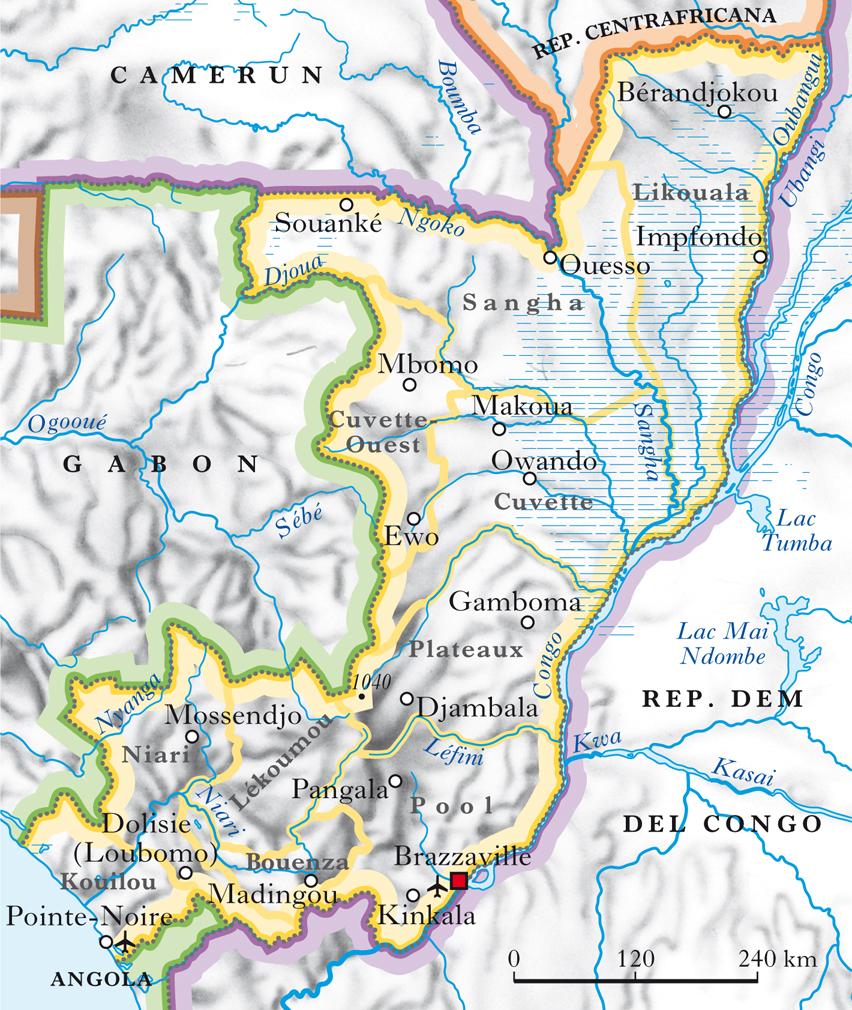 Congo repubblica del nell 39 enciclopedia treccani for Repubblica politica