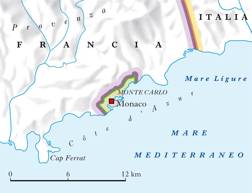 Monaco Principato Di Nellenciclopedia Treccani