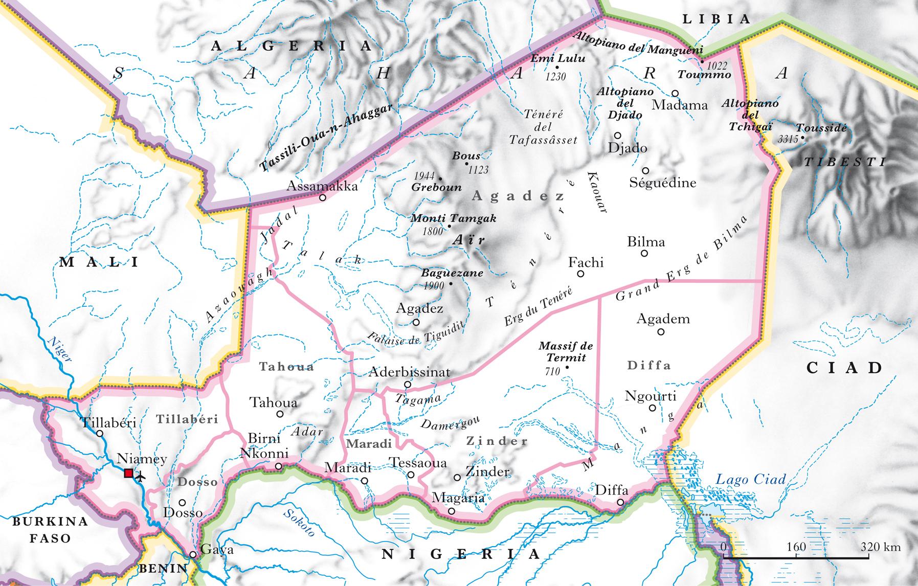 2a2c9416fd Niger nell Enciclopedia Treccani