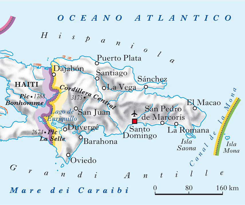Repubblica dominicana in atlante geopolitico for Repubblica politica