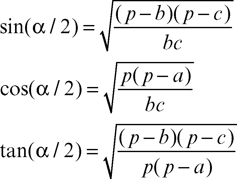 Briggs Formule Di In Enciclopedia Della Matematica