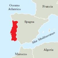 Cartina Dettagliata Del Portogallo.Portogallo In Enciclopedia Italiana