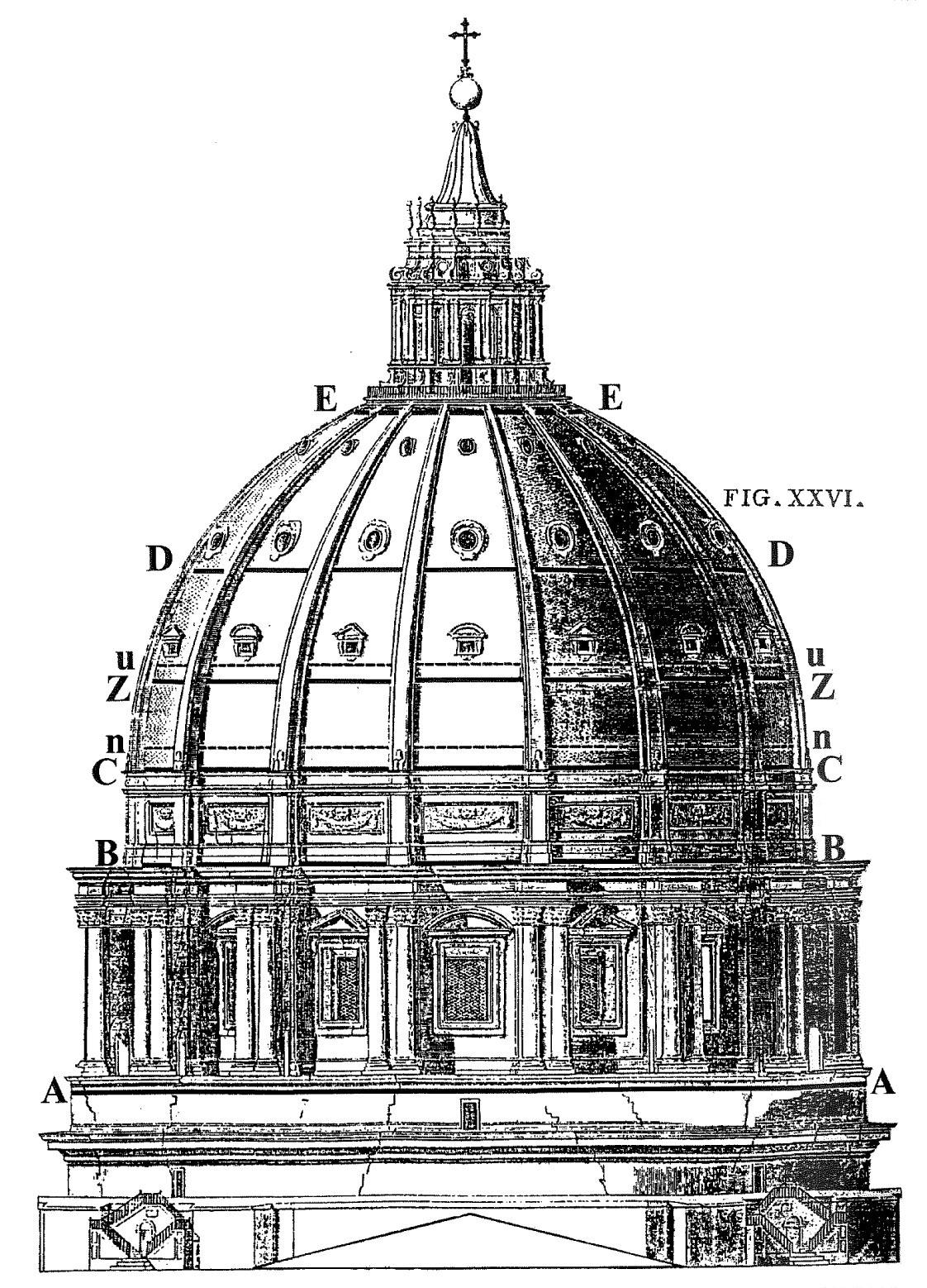 la sfida della cupola in il contributo italiano alla storia del pensiero tecnica. Black Bedroom Furniture Sets. Home Design Ideas