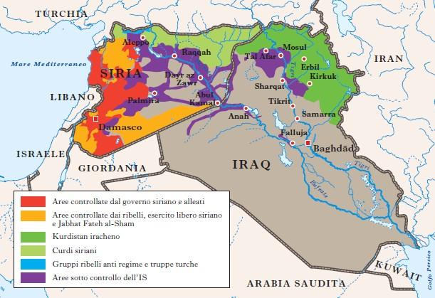 Medio Oriente Cartina Fisica.L Invenzione Del Medio Oriente In Il Libro Dell Anno