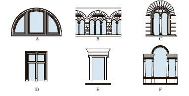 Finestra nell 39 enciclopedia treccani for Finestra rinascimentale disegno