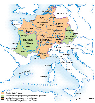 Cartina Francia Sud Dettagliata.Francia Nell Enciclopedia Treccani