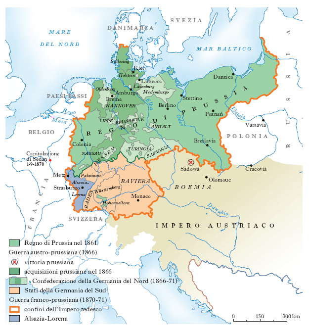 Cartina Fisica Muta Germania.Germania Nell Enciclopedia Treccani