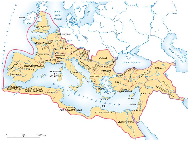Euromediterraneo uno spazio comune tra i popoli come - Regioni italiane non bagnate dal mare ...