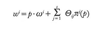 Equilibrio economico in enciclopedia delle scienze for Equilibrio sinonimi